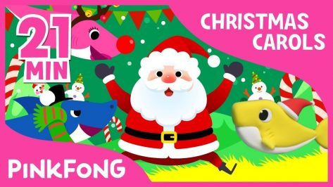 2017 Christmas Carols Compilation Christmas Carols Compilation Pinkfong Songs for Children