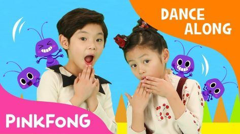 Ants in My Pants Dance Along Pinkfong Songs for Children