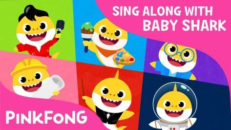 Baby Shark Jobs Sing Along with Baby Shark Pinkfong Songs for Children