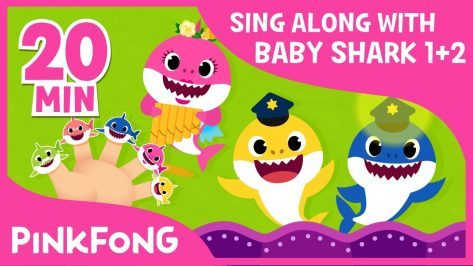 Baby Shark Season 1 2 Sing Along with Baby Shark Compilation Pinkfong Songs for Children