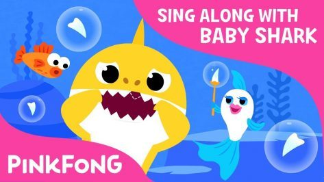 Baby Shark Teeth Sing Along with Baby Shark Pinkfong Songs for Children