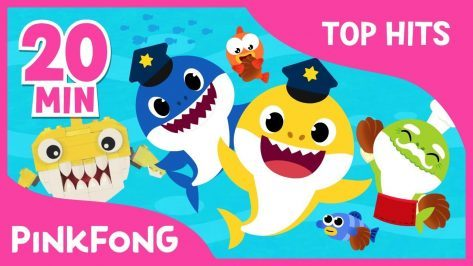 Best Kids Songs of November Compilation Lego Baby Shark and More Pinkfong Songs for Children
