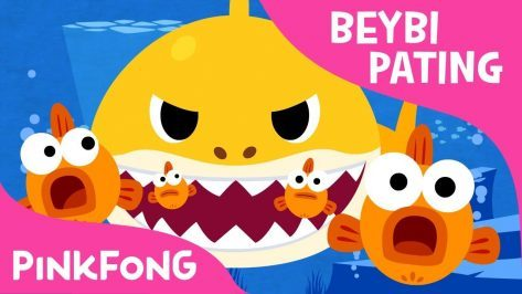 Beybi Pating sa Wikang Filipino Beybi Pating Pinkfong Awiting Pambata