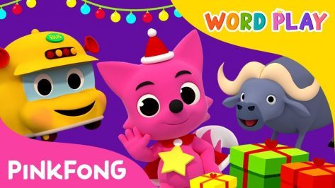 Christmas Day and more Word Play Compilation Pinkfong Songs for Children