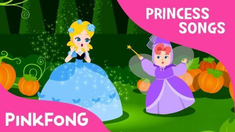 Cinderella Princess Songs Pinkfong Songs for Children