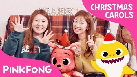 Merry Twistmas Pinkfong with J Rabbit Christmas Carols Pinkfong Songs for Children