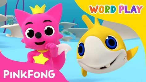 Move Like the Baby Shark Word Play Pinkfong Songs for Children 1