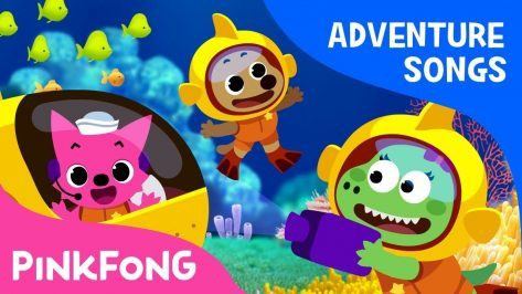 Ocean Adventure Adventure Songs Pinkfong Songs for Children