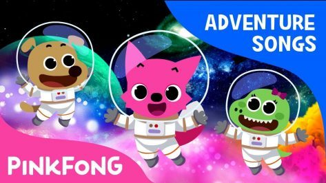 Outer Space Adventure Adventure Songs Pinkfong Songs for Children
