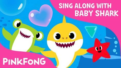 Shapes in the Sea Learn Shapes Sing Along with Baby Shark Pinkfong Songs for Children
