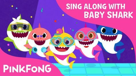 Shark Dance Party Sing Along with Baby Shark Pinkfong Songs for Children