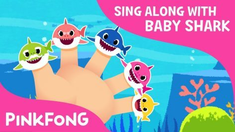 Shark Finger Family Sing Along with Baby Shark Pinkfong Songs for Children