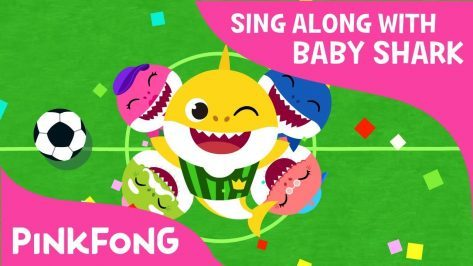 Sharky Pokey Sing Along with Baby Shark Pinkfong Songs for Children