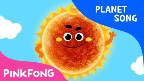 Sun Planet Song Pinkfong Songs for Children