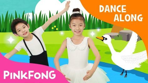 Swans Ballet Dance Along Pinkfong Songs for Children