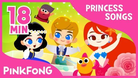 The Little Mermaids and 7 songs Princess Songs Compilation Pinkfong Songs for Children