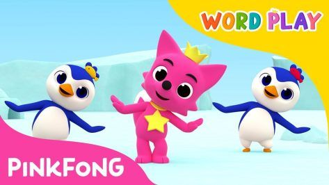 The Penguin Dance Word Play Pinkfong Songs for Children