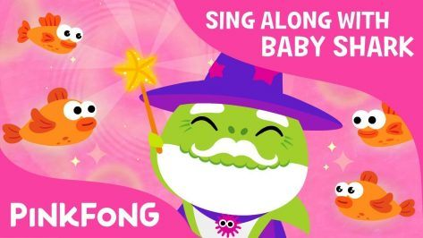 This Old Shark Sing Along with Baby Shark Pinkfong Songs for Children
