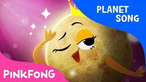 Venus Planet Song Pinkfong Songs for Children
