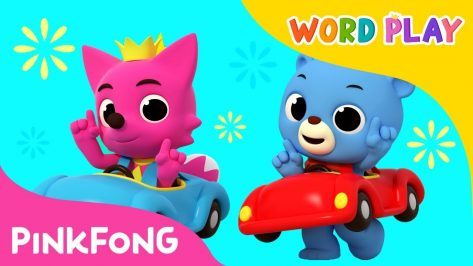 Vroom Vroom Family Word Play Pinkfong Songs for Children