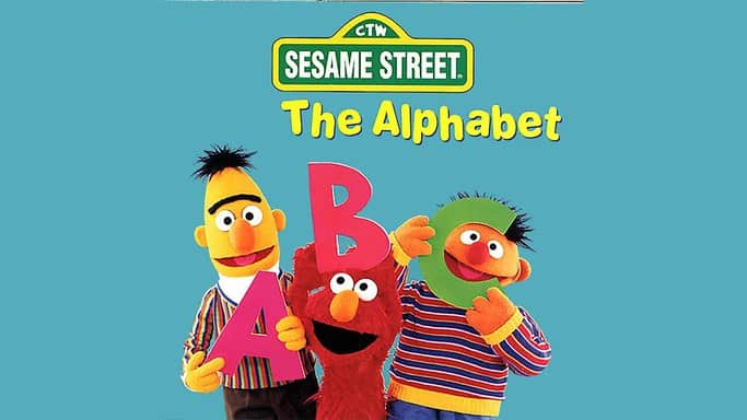 learning alphabet with sesame street yOkUcV4Ec A
